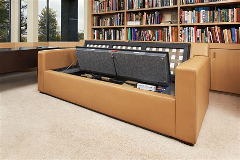 sofa gun safe couch bunker safe and hidden safe furniture bedbunker safes