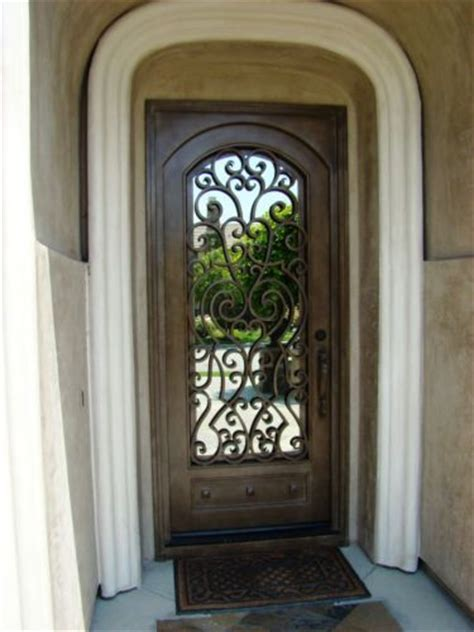Iron Front Door Gates 25 Best Ideas About Wrought Iron Doors On Iron Doors Iron Front Door And