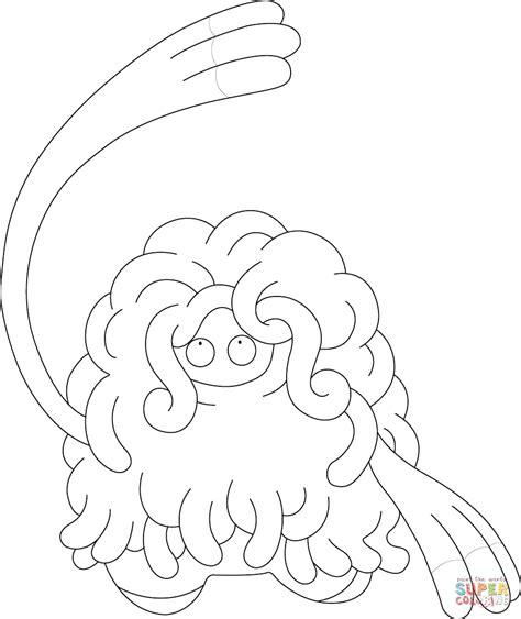 pokemon coloring pages regigigas tangrowth pokemon coloring page free printable coloring