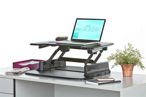 Sit Stand Desk Options Review And Photo