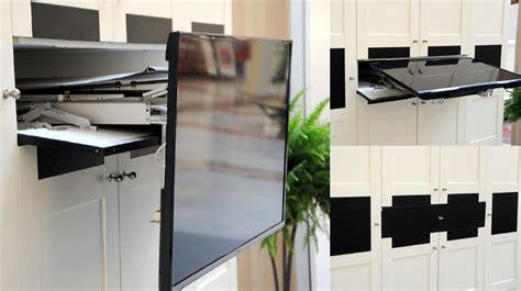 armadio con tv incorporata great armadio con tv incorporata prezzi armadio con tv a