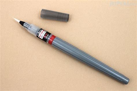 Ink Brush Pen pentel pigment ink brush pen jetpens