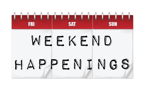 what s happening this weekend in montco