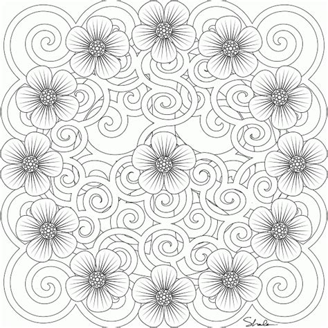 hippie mandala coloring pages hippie coloring pages