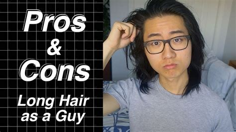 how to grow out boys hair growing long hair for a guy mens hairstyle tips youtube