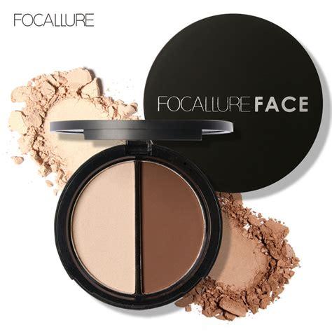 Focallure Blush On Powder 1 focallure shimmer bronzer and highlighters powder makeup concealer highlighter for stick