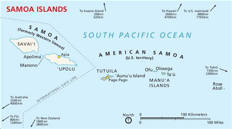 american samoa map american samoa maps npmaps just free maps period