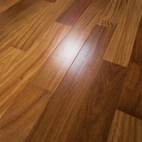 Prefinished Solid Hardwood Flooring Shop Houzz Hurst Hardwoods Teak Prefinished Solid Wood Flooring 5 Quot X3 4 Quot Clear Grade