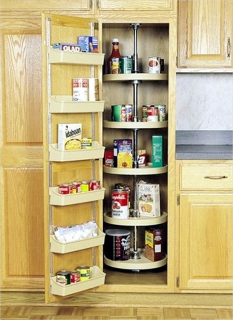 Kitchen Cabinet Pantry Ideas by Pantry Ideas For Simple Kitchen Designs Storage
