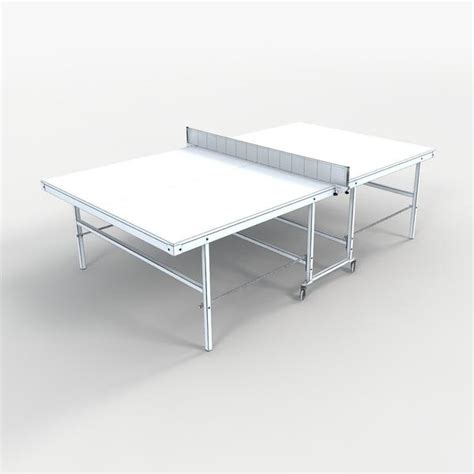 free ping pong table ping pong table free 3d model digitalxmodels com