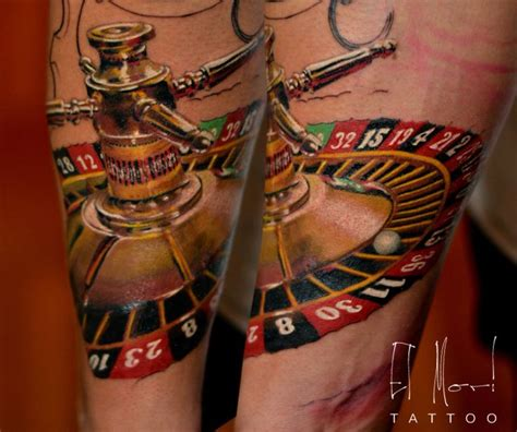 roulette wheel tattoo designs 10 best images about tattoos on infinity