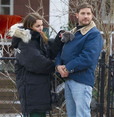 noomi rapace and tom hardy cuddle up to cute puppy while noomi rapace tom hardy puppy i love your face