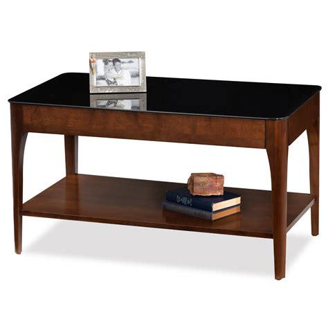 amazon black coffee table amazon com leick glass condo apartment coffee table two
