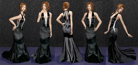 celebrity style gowns mod the sims strike a pose celebrity style gowns