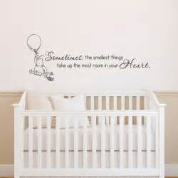 classic winnie the pooh wall stickers for nursery best 25 wall decal quotes ideas on office