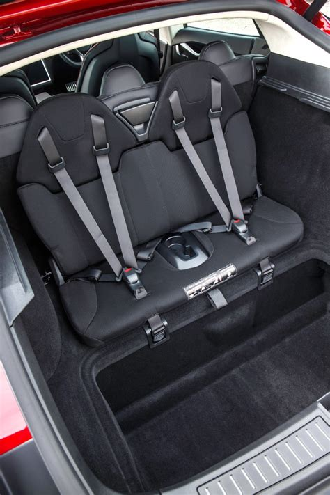 Tesla Seating For 7 Tesla Model S P90d New Car Review