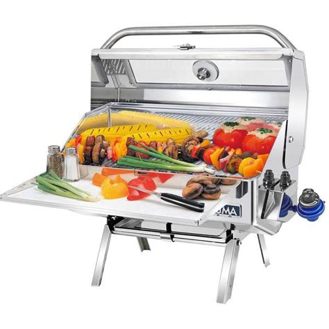 magma boat gas grill magma newport 2 infrared gourmet series gas grill west