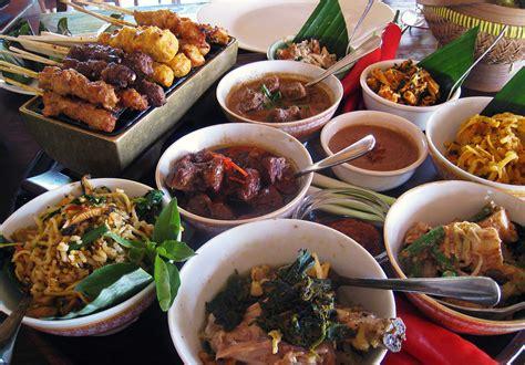 top  foods  bali