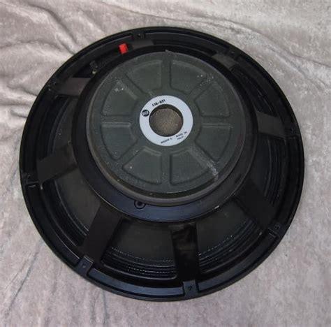 Speaker Rcf 18 Inch Subwoofer rcf l18 851 18 inch subwoofer speaker 8 ohms reverb