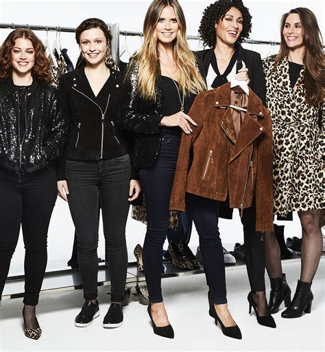 Co Launches A New Collection by Lidl Launches Fashion Collection With Heidi Klum The New