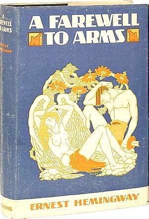 libro a farewell to arms i libri pi 249 costosi venduti su abebooks settembre 2011