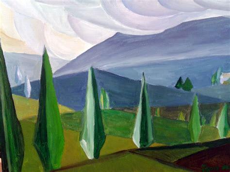 cubist landscape paintings courses and notifications cubist landscape paintings