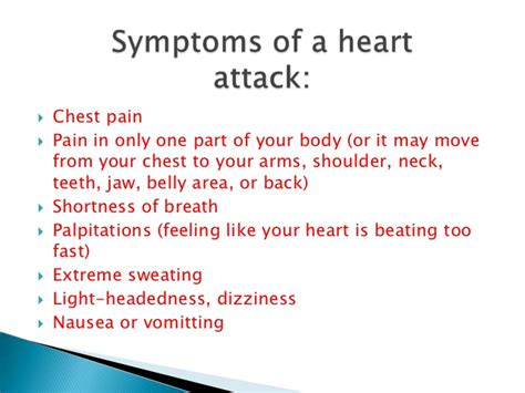 common heart problems