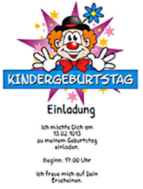 In Design Vorlagen Einladung Vorlagen Einladung Kindergeburtstag Thesewspot