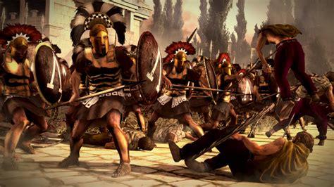 spartan war sparta twr2 faction total war wiki