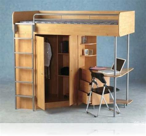 wooden loft bunk bed with desk wooden loft bed with desk most recommended space