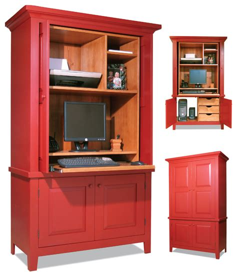 Used Computer Armoire Computer Armoire Popular Woodworking Magazine