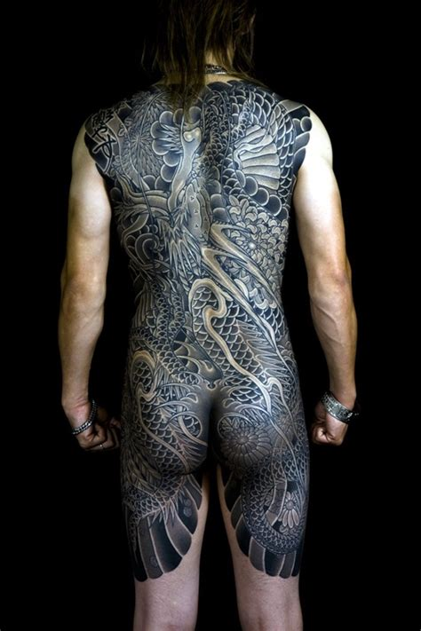 101 cool full body tattoo design for men and women