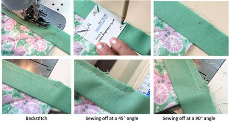 How To Put The Binding On A Quilt by Binding Basics Part 4 Attaching The Binding By Machine