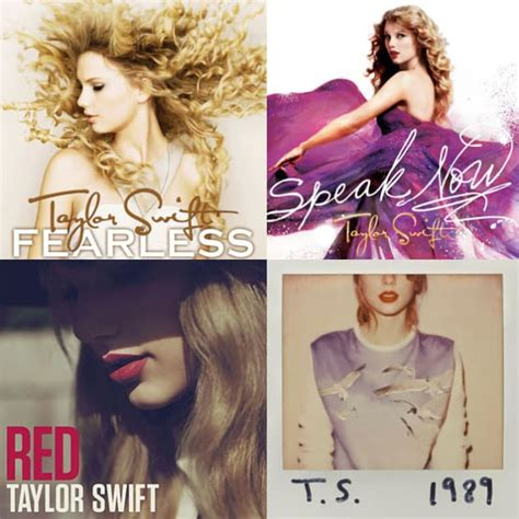 taylor swift albums success taylor swift albums the definitive countdown the