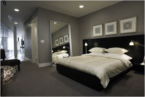 grey bedroom with dark furniture grey carpet bedroom google search bedroom pinterest
