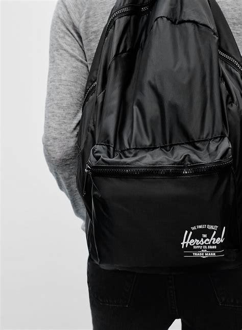 Tas Herschel Packable Daypack 10 herschel supply packable daypack aritzia