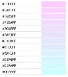 pastel color codes 17 best images about pastel on around the