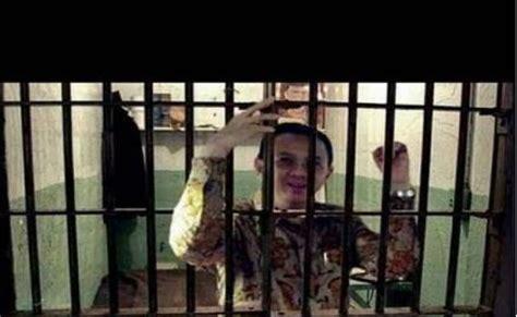 ahok di mako brimob tiga bulan dalam penjara ahok sudah kuat