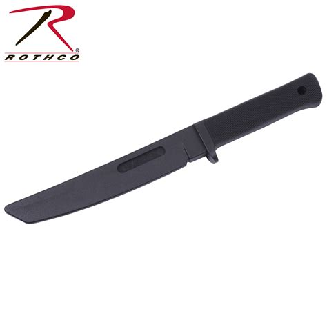 cold steel rubber knives cold steel recon tanto rubber knife