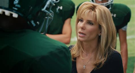 Pictures Of Bullock In The Blind Side the unlikely orange the blind side