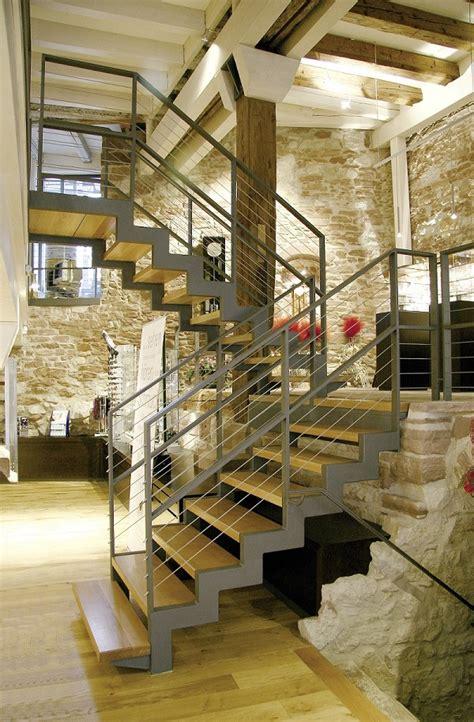geländer für innen innen design treppe
