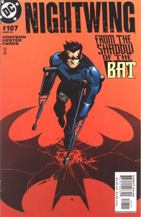 libro nightwing tp vol 1 nightwing vol 2 107 dc database fandom powered by wikia