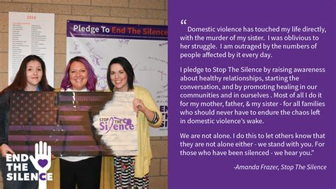 end the silence with domestic violence ywca spokane end the silence 2017 success ywca spokane