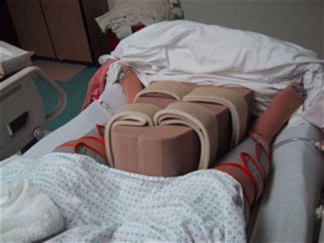 hip abduction pillow after hip surgery hip replacement photos
