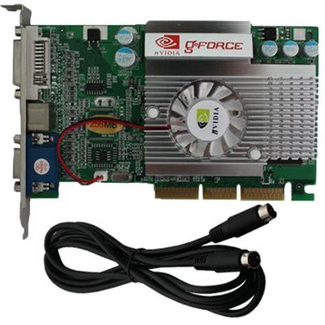 Vga Card Nvidia Geforce Fx 5500 nvidia geforce fx 5500 256 mb 256mb agp 4x 8x card vga import it all