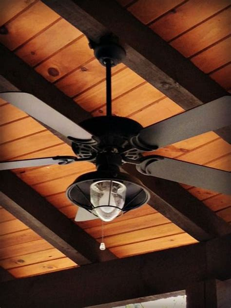 log cabin ceiling fans exposed log beam pitched with drop ceiling ceiling fans