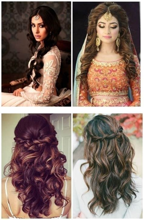 Indian Wedding Hairstyles For Thin Hair by Top 5 Indian Bridal Hairstyles For Thin Hair