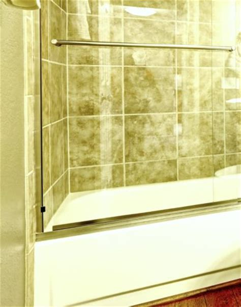 Clean Shower Door Tracks Shower Door Precision Glass Services