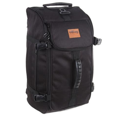Tas Travel Pouch Cozmeed Ruffy Hitam travel bag eibag 602 hitam eibag