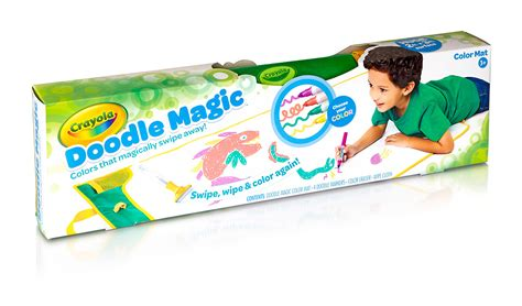 how to use crayola doodle magic crayola doodle magic color roll kit 1 ct toys